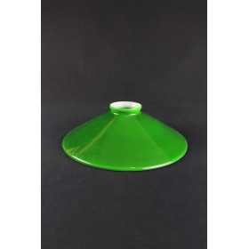 L'abat-jour de lustre en verre lustre - Ø 15 cm / 22 cm