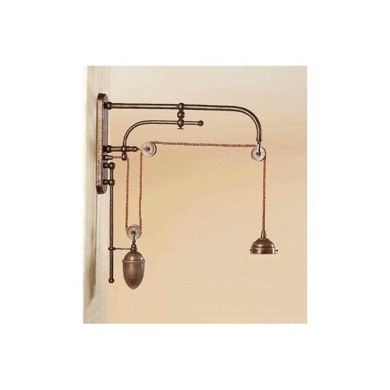 https://www.illuminazionedepoca.com/1538-large_default/lampada-da-muro-parete-con-saliscendi-contrappeso-in-ottone-rustico-vintage-stile-retro.jpg