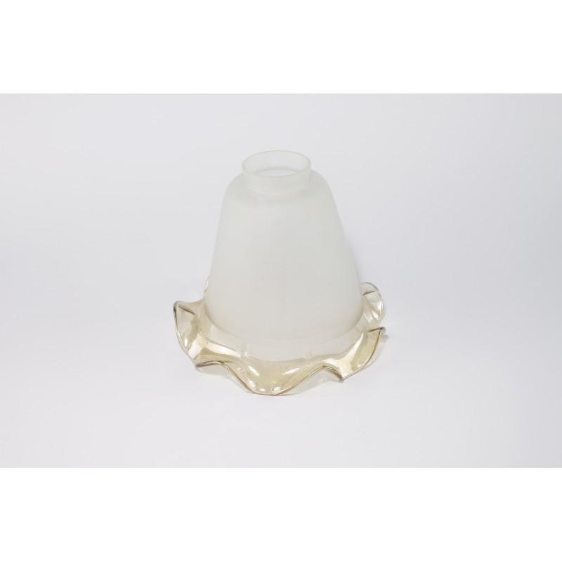 Campane Di Vetro Per Lampadari.Vetro Satinato Campanella Di Ricambio Per Lampada Lampadario Applique O 5 Cm Vari Colori