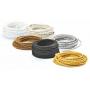 Kabel-draht-geflecht-stoff gefärbt, um elektrische anlage vintage oldtimer