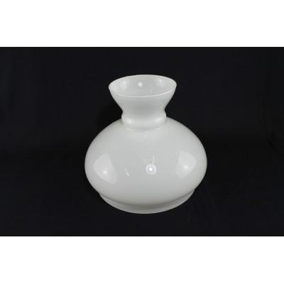 Paralume cupola campana cappello bianco in opalina – VARIE DIMENSIONI