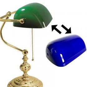 Sostituzione vetro lampada ministeriale